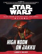 High Noon on Jakku cover