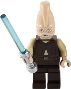 LEGO Star Wars Minifigure KI-ADI-MUNDI minifig 7959 Jedi Council