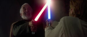 Obi Wan Dooku Fight