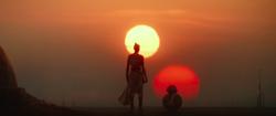 Rey Twin Suns TROS