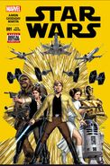 Star Wars Vol 2 1 5th Printing Variant