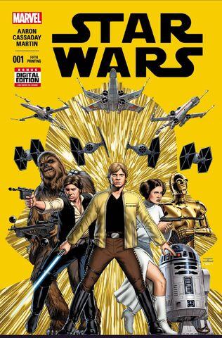 File:Star Wars Vol 2 1 5th Printing Variant.jpg