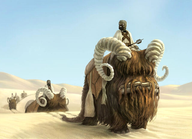 File:Bantha procession TCG Edge of Darkness.jpg