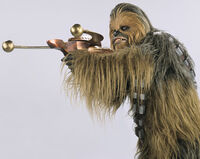 Chewie firing