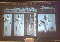 Darth Malgus Carbonite