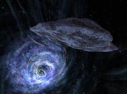 Diamond asteroid