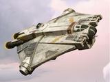 VCX-100 light freighter