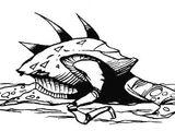 Hitcher crab