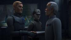 Kallus and Lyste meet Yularen