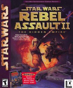 Rebel Assault II - The Hidden Empire