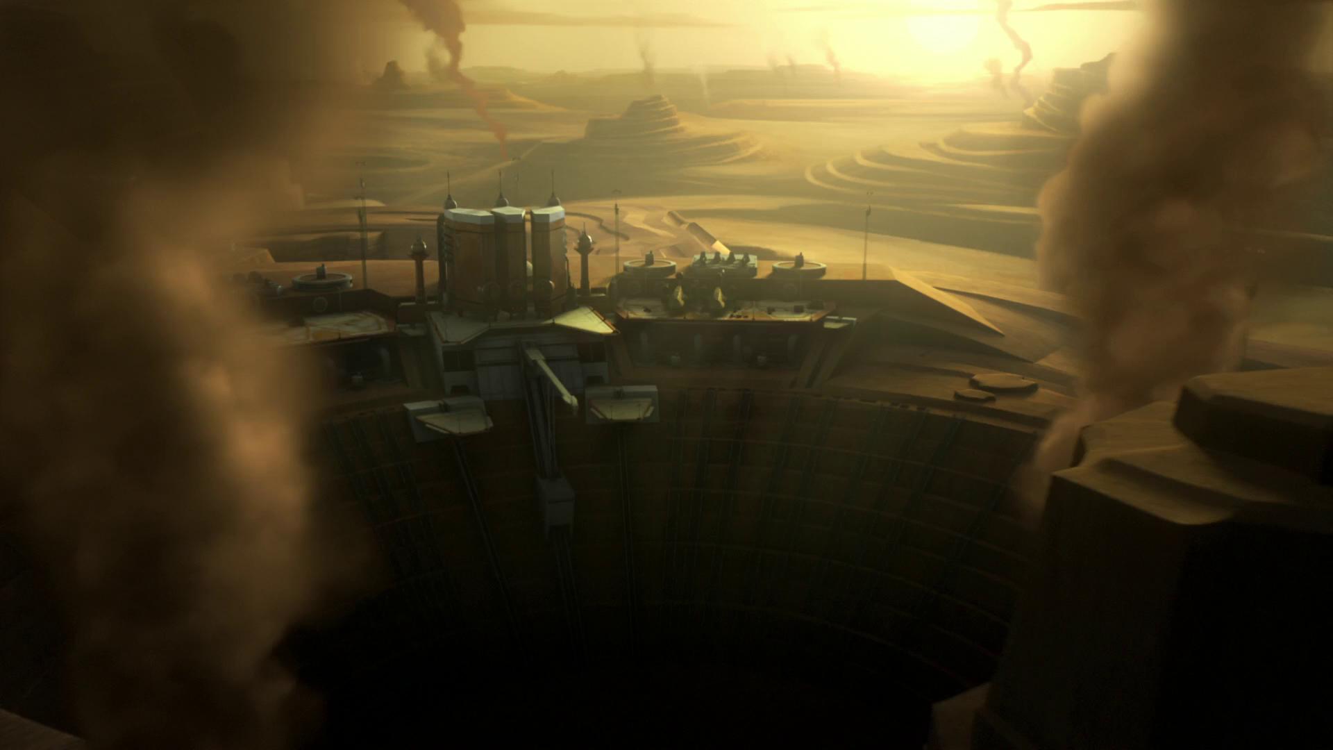 Spice mines of Kessel | Wookieepedia | FANDOM powered by Wikia