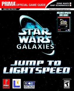 Star Wars Galaxies - Jump to Lightspeed - Prima Official Game Guide