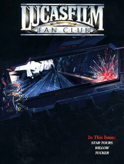 The Lucasfilm Fan Club Magazine 2 (p)