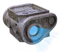 Tractorbeam-projector