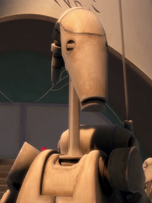 Unidentified B1 battle droid 1 (Kiros)