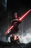 Darth Vader Dark Lord of the Sith 6 Textless
