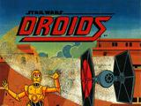 Droids (Plaza Joven book)