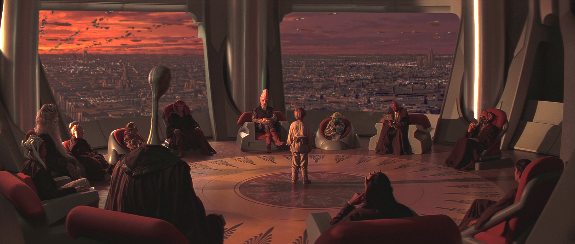 Image result for jedi council