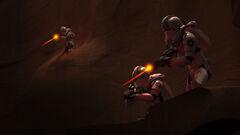 Jumptroopers Geonosis
