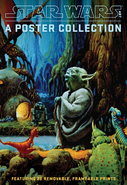 Star Wars Art A Poster Collection Cover