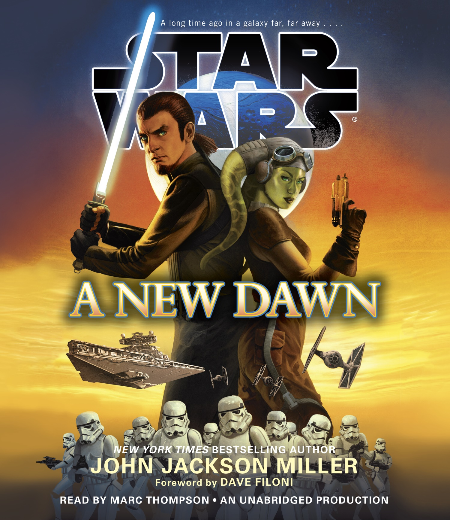 a new dawn audiobook wookieepedia fandom powered by wikia