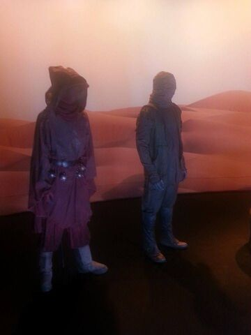 File:Desert Scavenger and Nomad The Force Awakens Exhibit.jpg