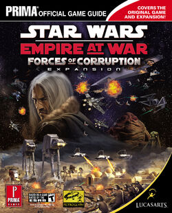 Empire at War - Forces of Corruption - Prima Official Game Guide