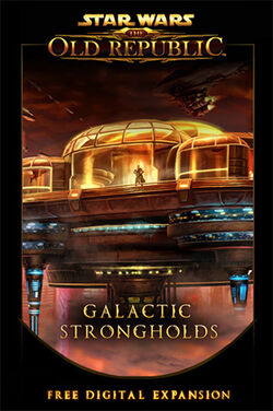 The Old Republic - Galactic Strongholds