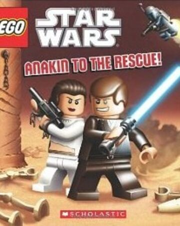 Lego Star Wars Anakin To The Rescue Wookieepedia Fandom