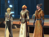 Jedi strike team (capture of the Sith Emperor)