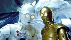 K-3PO C-3PO