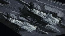 Orbital auto cannons