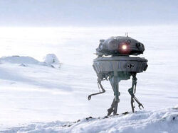Viper Probe Droid Hoth