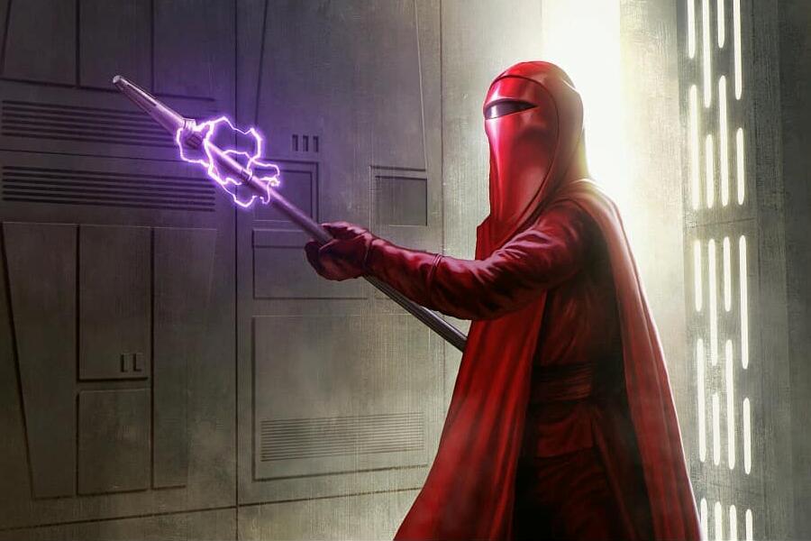 Star Wars Galactic Heroes Emperor/'s Red Royal Guard