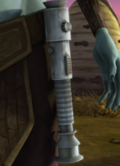 Aayla's lightsaber