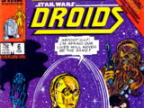 Star Wars Droids 6: Star Wars According to the Droids, Book I