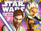 Star Wars: The Clone Wars Comic UK 6.15