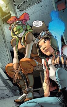 Hera Kidnapped