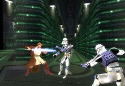 Jedi Beacon Room