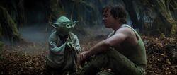 Luke & Yoda