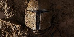Mud Mandalorian