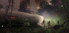 Reconaissance mission TCG by David Nash