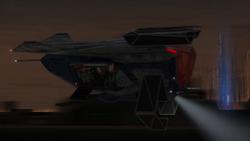 Republic Police Gunship