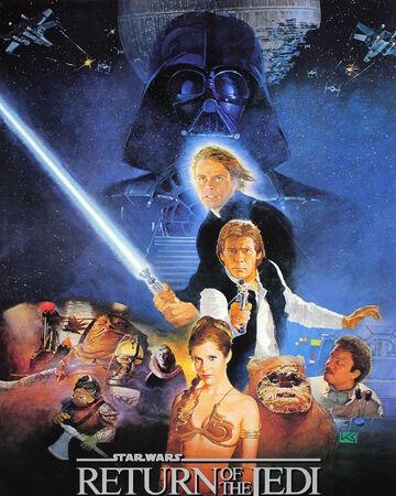 Star Wars Episode Vi Return Of The Jedi Wookieepedia Fandom
