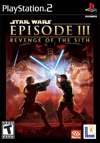 Star Wars Episode Iii Revenge Of The Sith Video Game