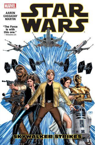 File:Star Wars Trade Paperback Volume 1 Cover.jpg