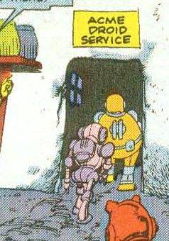 Acme Droid Service