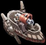 Anti-Vehicle Skiff-SW Commander