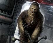 Chewbacca - SWGTCG