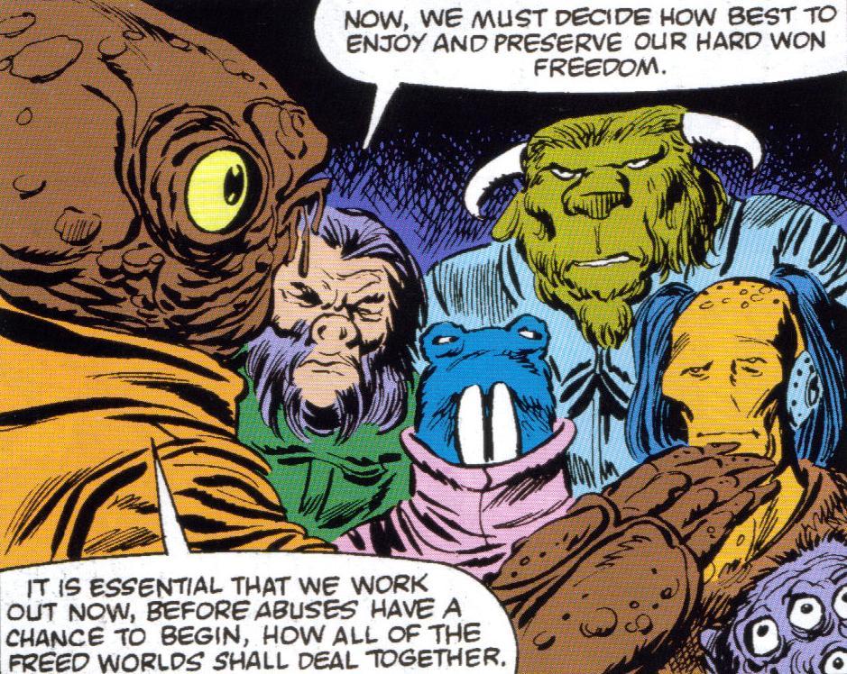 【星戰宇宙相關】漫威 80 周年帶大家回歸舊正史/傳奇版正史的美好時代!